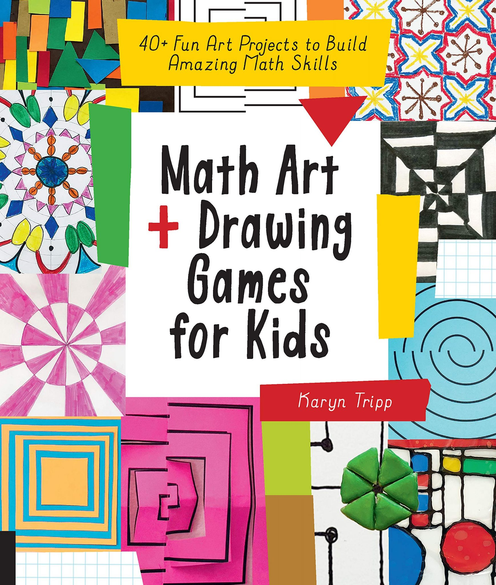 More fun with math art? Yes, please!