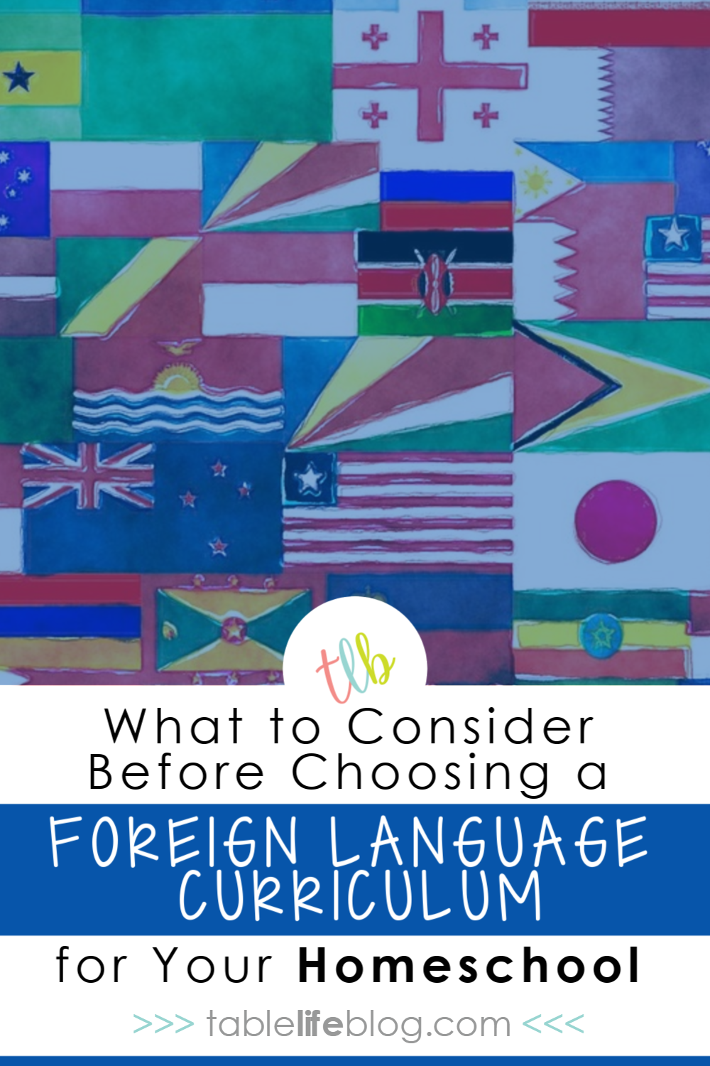 3 Things To Remember Before Choosing Foreign Language Curriculum for Your Homeschool