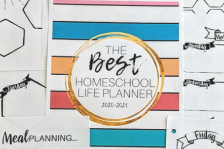 Our Super Simple Planning Hack for Relaxed Homeschooling