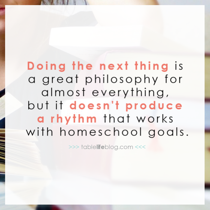 Homeschool Planning That Works: Strategies & Tips to Help You Thrive (Not Just Survive) While Homeschooling