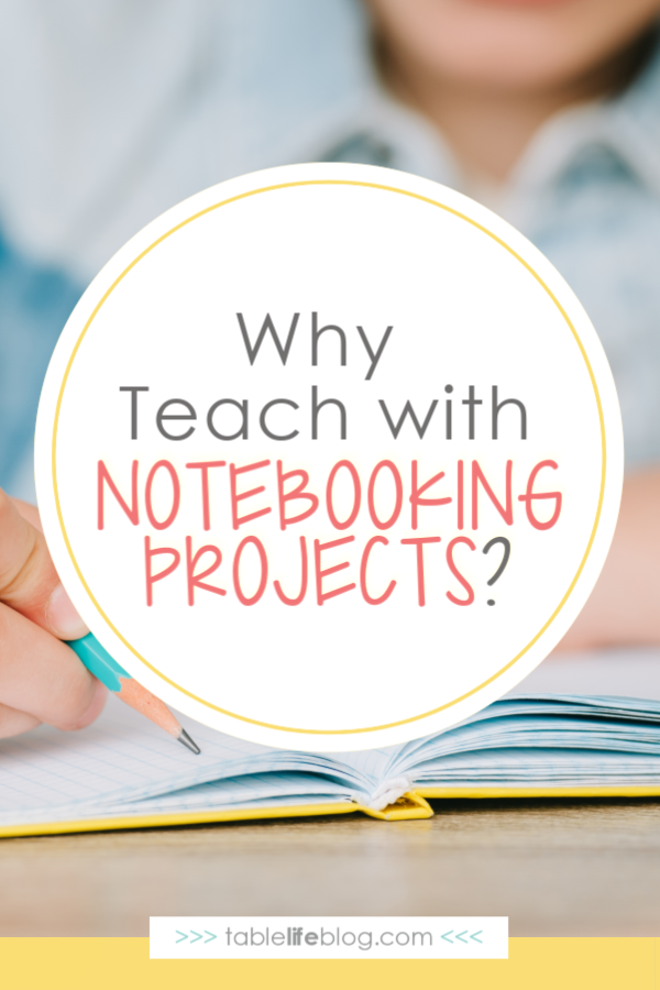 Looking for a way to cut out busywork, but still add some hands-on learning to your homeschool routine? Allow us to introduce you to notebooking.