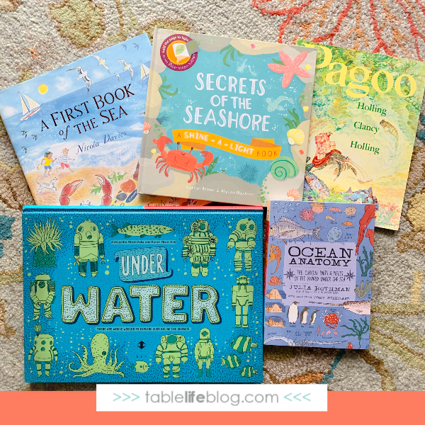 What to Read: Children's Books About the Ocean