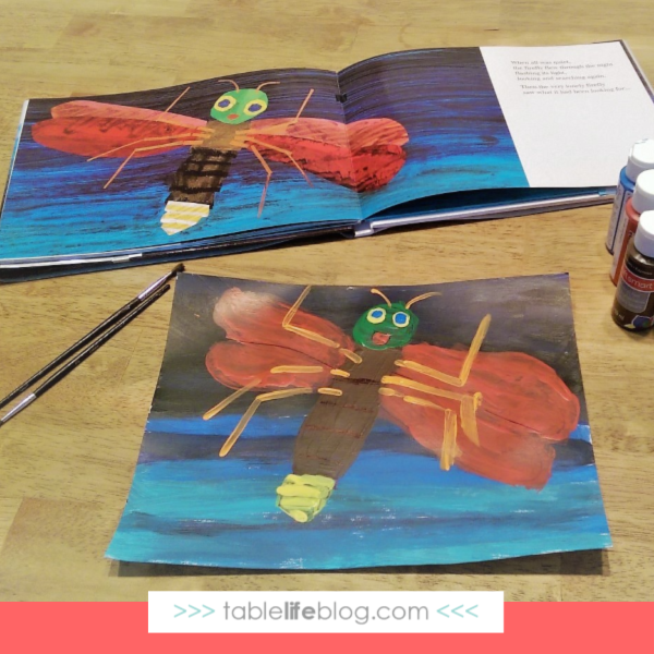 8 Fun and Easy Summer Art Ideas for Kids - Very Lonely Firefly Project