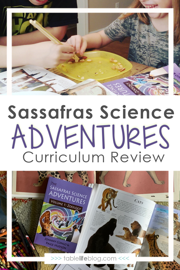 Looking for a relaxed elementary science curriculum for your homeschool? Now that I've used Sassafras Science Adventures with both of my kids, here's what I want you to know about this option.
