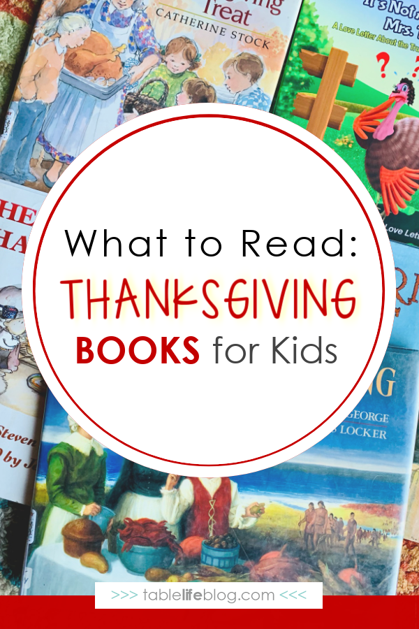 Looking for some book suggestions to enjoy with your kiddos as you prepare to celebrate the Thanksgiving holiday with your family and friends? You're in luck: Today we're sharing our favorite Thanksgiving books for kids.