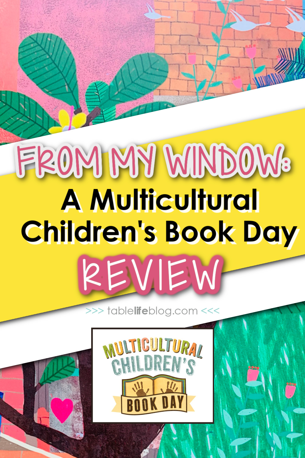 Need a picture book that explores Brazilian culture and life in a favela through the eyes of a child? We've got a fun book suggestion and an I Spy From My Window printable to help out.