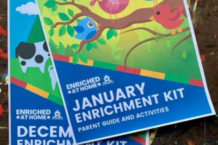 Want to be intentional with the time you spend with your kids, but don't know where to start? This open-and-go family enrichment approach has all the inspiration you need!