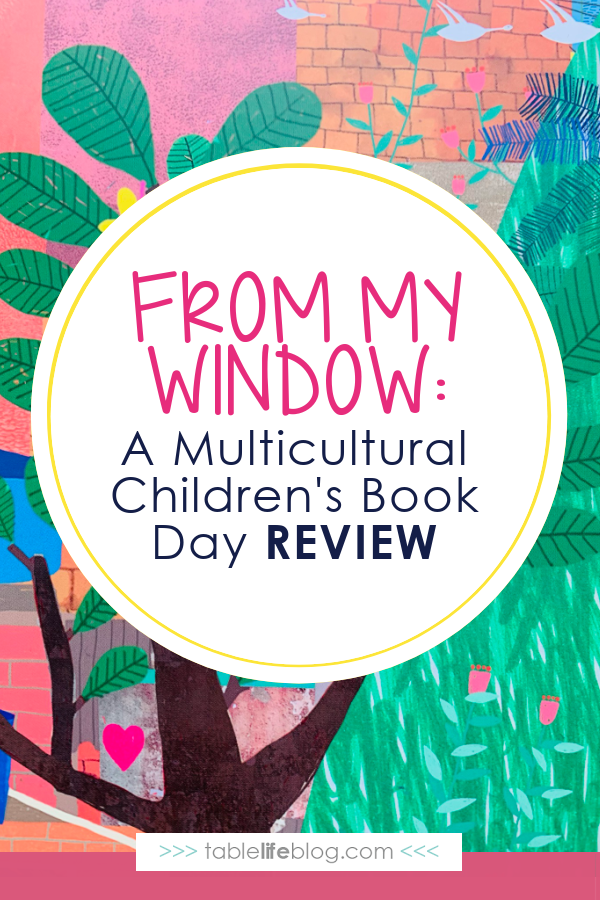 Need a picture book that explores Brazilian culture and life in a favela through the eyes of a child? We've got a fun book suggestion and an I Spy From My Window printable to make that happen for you!
