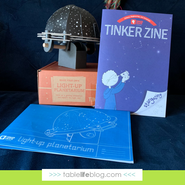 Tinker Crate kits from Kiwi.Co are one of our favorite ways to add hands-on learning fun to our days.