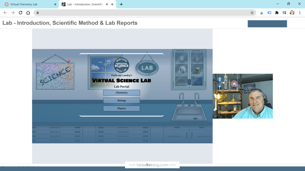 These online science labs are an easy way for homeschoolers to earn high school science credits!