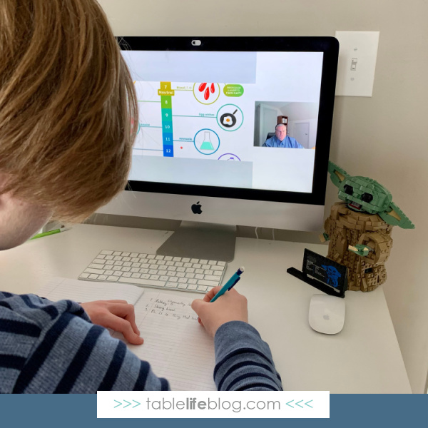 These virtual science labs are an easy way for homeschoolers to earn high school science credits!