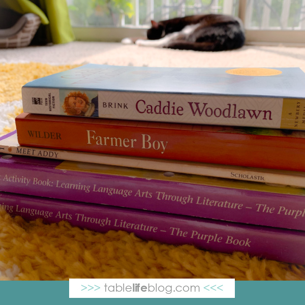 Our Language Arts Homeschool Curriculum Picks for 5th Grade