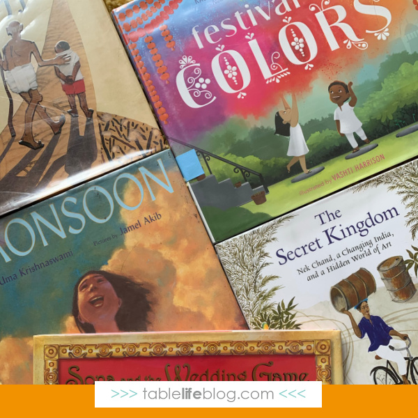 What to Read: Children's Books about India