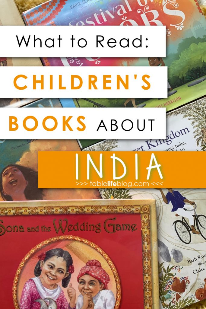Are you building a reading list to help your kids learn about India? You're in luck. We've got a fun list of children's books about India to share with you today.