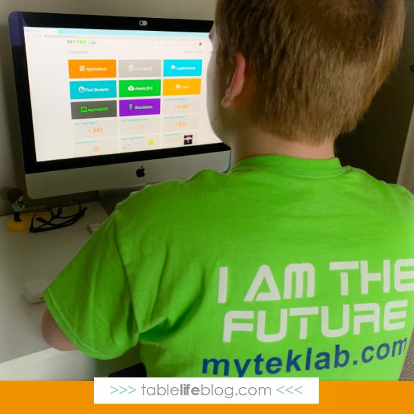Our 11th Grade Curriculum Choices - MYTEK LAB for technology education