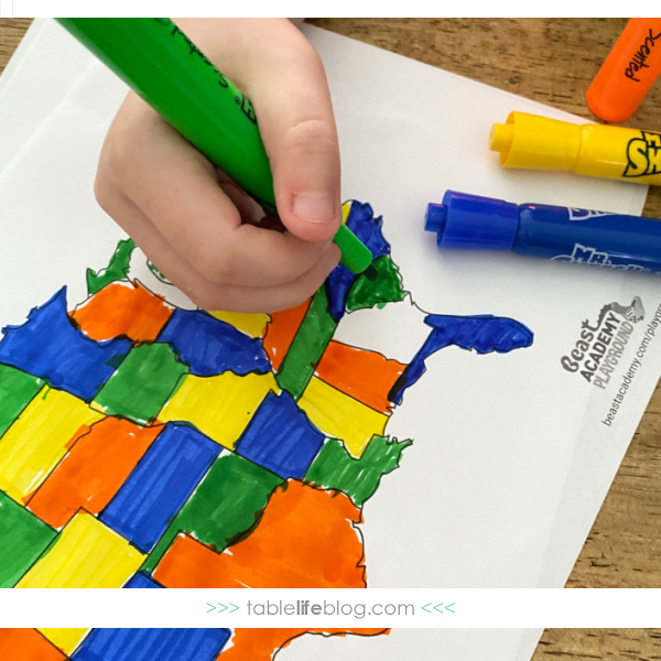Need to supplement your homeschool math curriculum? No problem! Here are some easy non-curriculum ideas for teaching math concepts to kids.