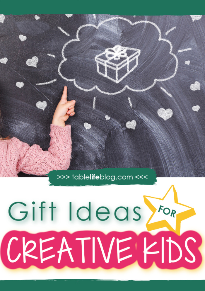Need some gift inspiration for the creative kids in your life? From art supplies to building sets to craft kits, we've got you covered!