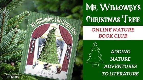 Homeschool ideas for Christmas - Online Nature Book Clubs