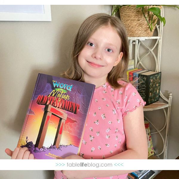 The Word in Motion: Bible Curriculum for Families