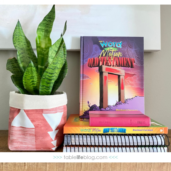 Are you looking to add Bible study to your homeschool plans? Here's what you need to know about The Word in Motion, Apologia's Bible curriculum for families.